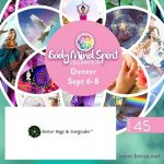Body Mind Spirit Celebrations Fair September 2019